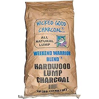 Charcoal Lump Bag 20lb