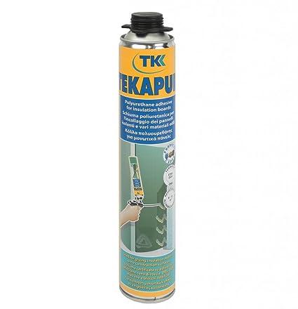 TEKAPUR espuma para abrigo paneles aislantes térmico////materiales Edil transparente madera/