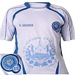 Amazon.com : La Selecta El Salvador Camisetas SIZES S, M, L, XL