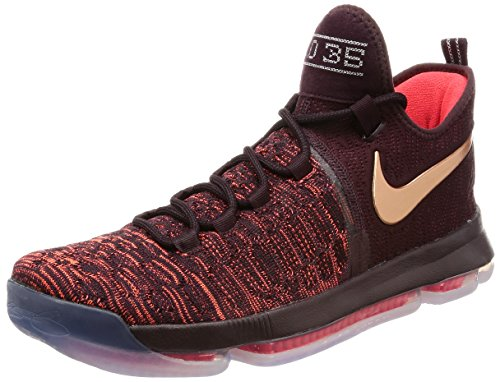Zoom Shoes Basketball Men's KD9 Xmas NIKE PqYOww
