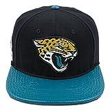 Pro Standard Men's NFL Jacksonville Jaguars Logo Buckle Hat W/Pins Black