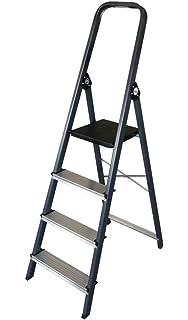 Altipesa 374 Escalera de 4 Peldaños: Amazon.es: Bricolaje y herramientas