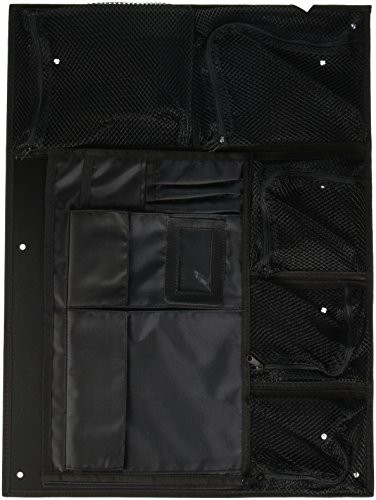 - Pelican 1609 - Lid Organizer for 1600  Case - Ballistic Nylon