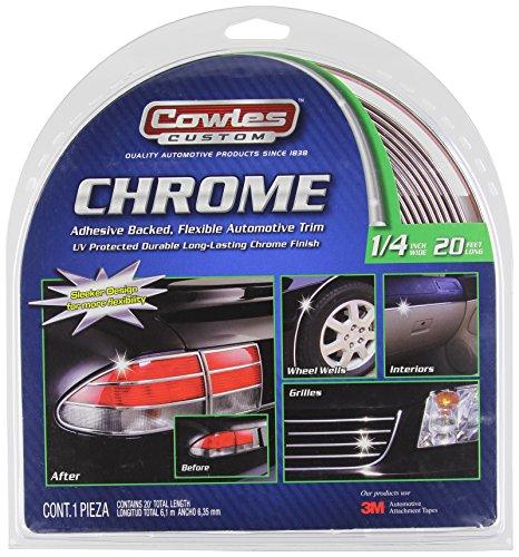 Chrome Molding - Cowles S37740 Universal Body Molding