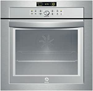 Balay 3HB509XP Electric oven 53L Acero inoxidable - Horno (Electric oven, 53 L, Acero inoxidable, 0,95 m, 3535 W, 595 mm)