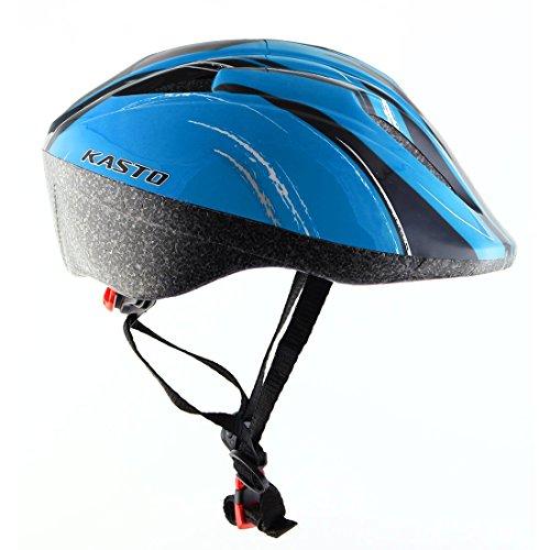 Amazon.com : eDealMax muchachas de Los muchachos de la Correa Ajustable extraíble Liner patinaje Ciclismo de carretera de montaña bicicletas Cap Casco de ...
