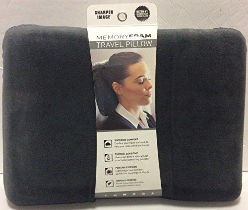 Sharper Image Memory Travel Pillow product image
