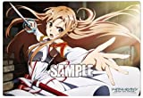 Sword Art Online Asuna Card Game Character Rubber Play Mat Collection Vol.006 6 Anime Girl Lightning Flash SAO (japan import)
