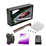 7'' 2 Din HD BT Car MP5 Player Stereo Audio RDS AM FM Radio Tuner Steering Wheel Remote Control