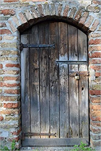 An Old Barn Door In The Countryside Of Italy Journal: Take Notes, Write  Down Memories In This 150 Page Lined Journal: Pen2 Paper: 9781725599260:  Amazon.com: ...