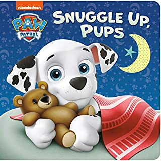 Book Cover: Snuggle Up, Pups