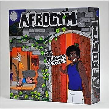 Afrogym Juego de Mesa: Amazon.es: Electrónica