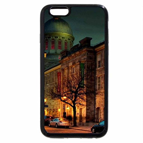 iPhone 6S / iPhone 6 Case (Black) Great Architecture