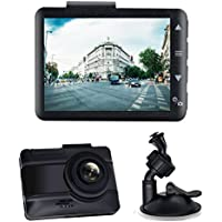 Dash Cam, HEEGOMN Full HD 30FPS(1920x1080) 120 Degree Wide Angle Dashboard Camera with CMOS Sensor, G-Sensor, Parking Monitor