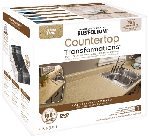 258514 Counter Top Transformations, Small Kit, Desert Sand