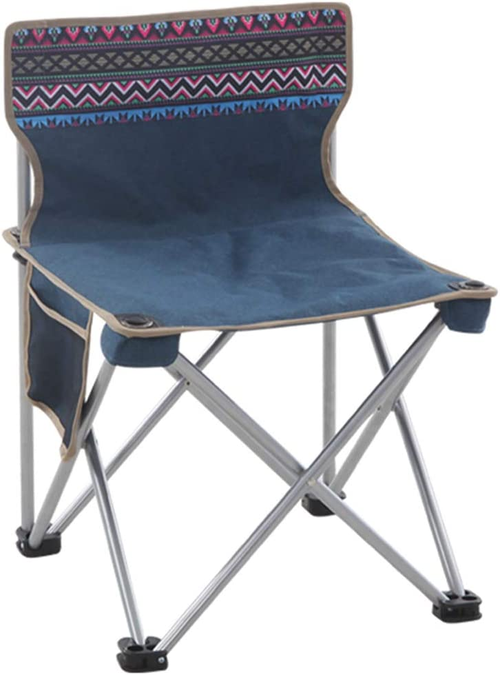 Poit Mini Folding Camping Stool Fishing Chair Renewed