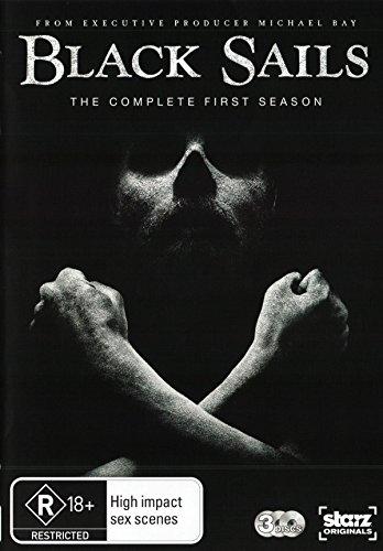 Black Sails: Season 1 [NON-USA Format / PAL / Region 4 Import - Australia]