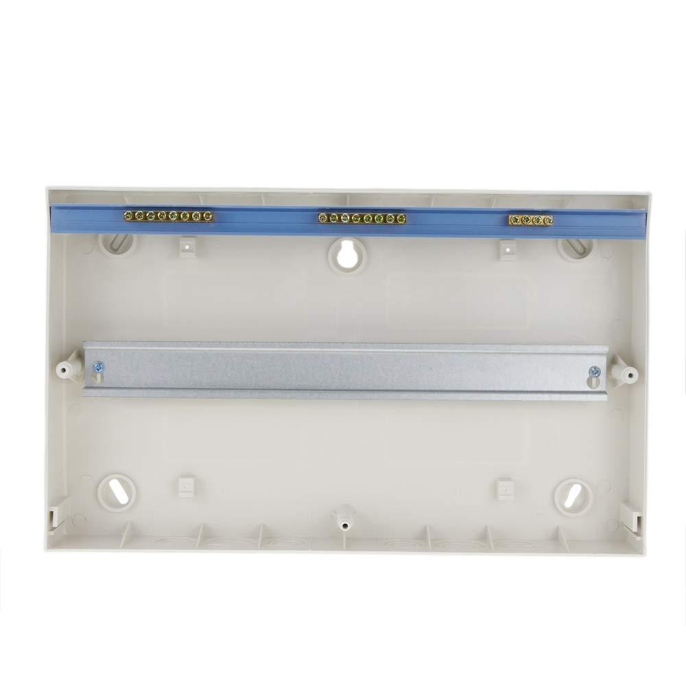 Cablematic Bo/îte /électrique SPN 18M IP40 surface en plastique ABS