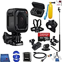 Gopro Hero 5 Session Excursion Bundle (14-Items)