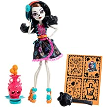 Monster High Art Class Skelita Calaveras Doll (Discontinued by manufacturer)