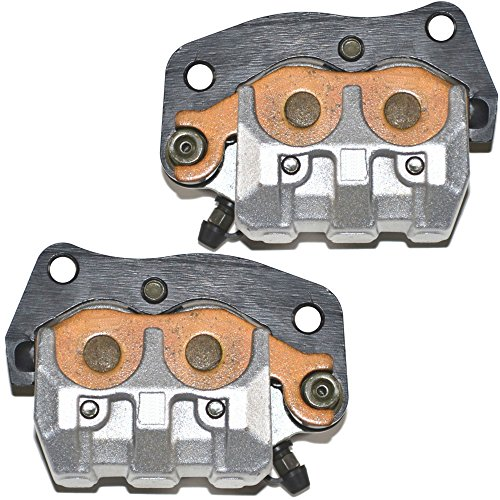Front Left Caliper Assembly - 1