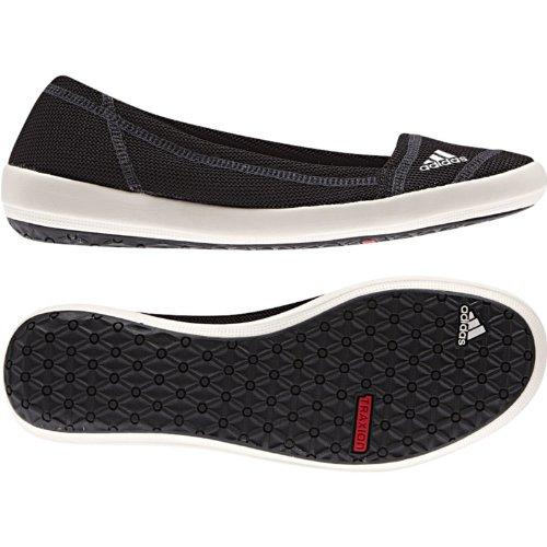 Black outdoor Dark Boat Water Shale Women's adidas Sleek Slip On Chalk Shoe ZRx8cdqg
