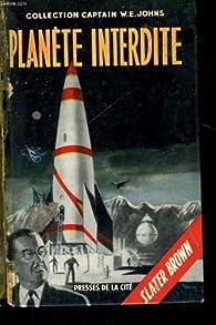 Planete interdite par William Slater Brown