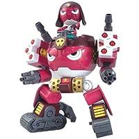 1 X Colección Keroro Gunso Plamo 17 Giroro Robo Mk. II de Bandai