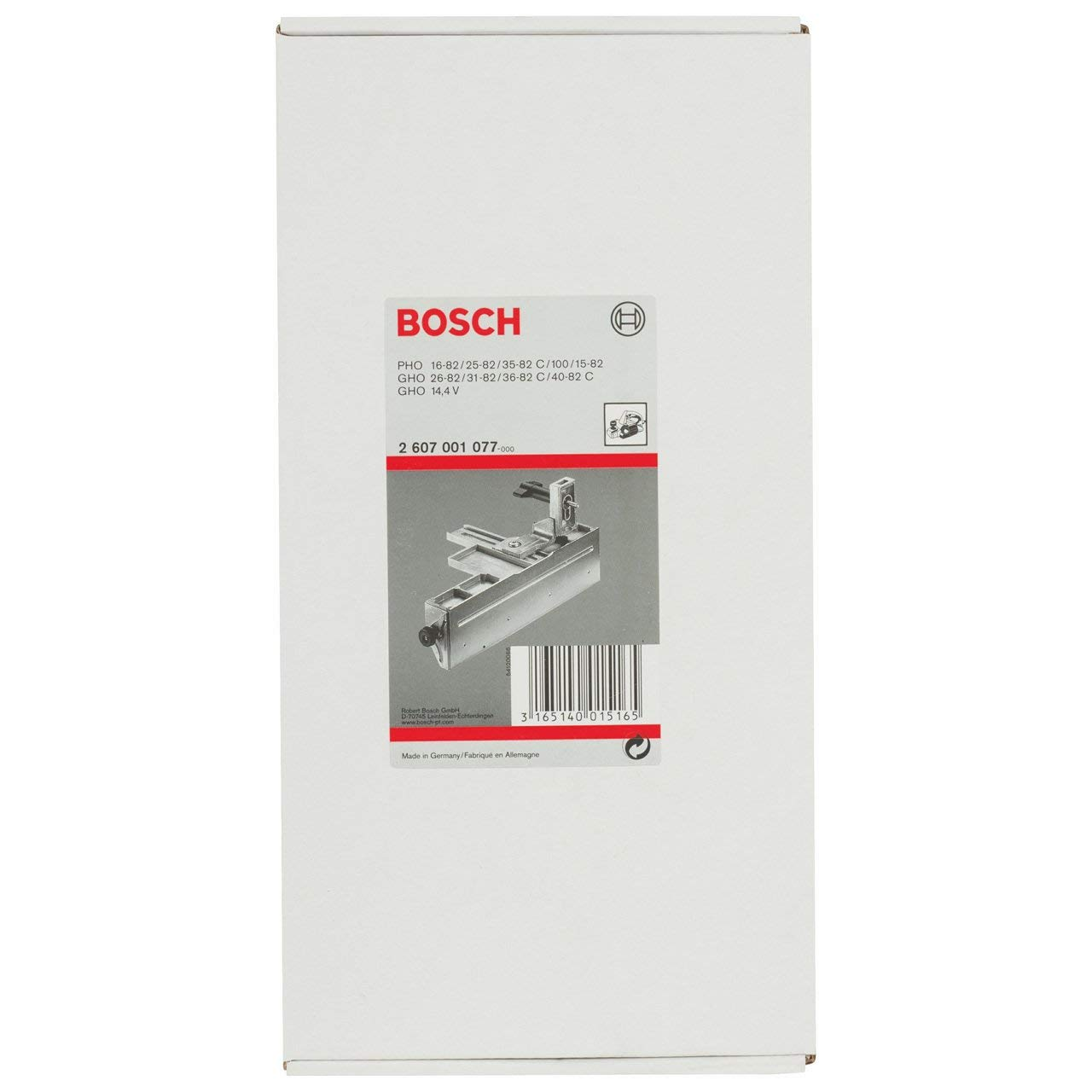 Bosch 2607001077 But/ée parall/èle//angulaire