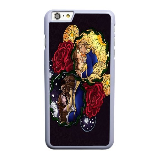 Coque,Coque iphone 6 6S 4.7 pouce Case Coque, Disney Prince And Princess Cover For Coque iphone 6 6S 4.7 pouce Cell Phone Case Cover blanc