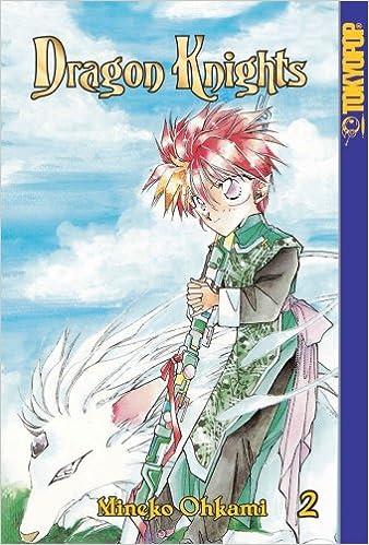 Amazon Dragon Knights Vol 2 9781931514415 Mineko Okami Stephanie Sheh Books