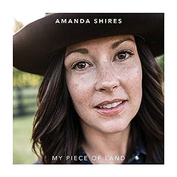 Amanda Shires' My Piece of Land Album Cover