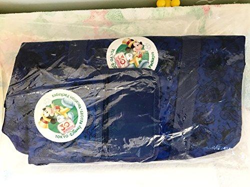 東京ディズニーリゾート 30周年 ミッキー バケーションパッケージ クッションシート付きバッグ&チケットポーチ 期間限定の商品画像