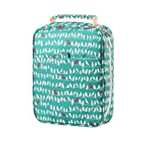 Nrpfell 150 Slots Colored Pencils Universal Pencil Bag Pen Case School Stationery PencilCase Drawing Painting Storage Pouch Pencil Box Green