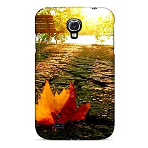 Anti-scratch And Shatterproof Autumn Free Autumn 74 Phone Case For Galaxy S4/ High Quality Tpu Case