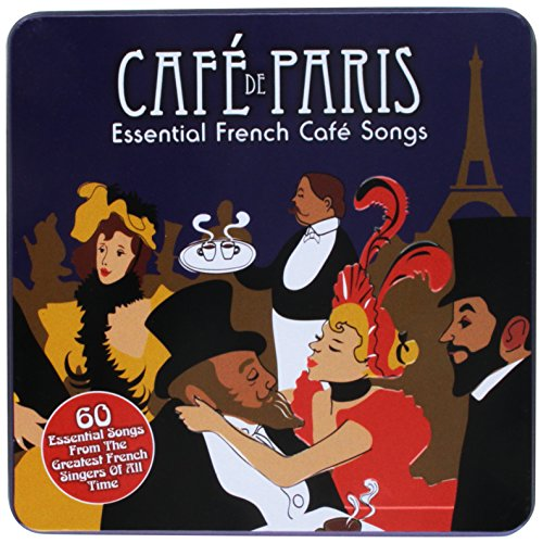 - Cafe De Paris