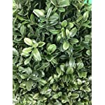 Artificial-UV-Rated-Outdoor-11-Ball-Boxwood-Topiary-Tree-Bundled-with-Sm-Rock-Planter-Cover-by-Silk-Tree-Warehouse