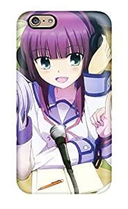 High-quality Durable Protection Case For Iphone 6(angel Beats)