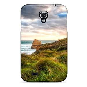 For Galaxy S4 Protector Case Amazing Sea Coast Hdr Phone Cover