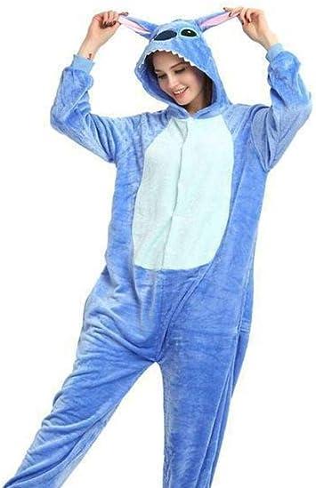 Pijamas Unisex Pijamas de Animales Adultos Pijamas de una ...