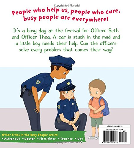 Busy People: Police Officer by QEB Publishing (Image #1)