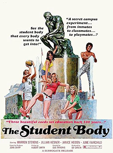 (The Student Body - 1976 - Movie Poster)