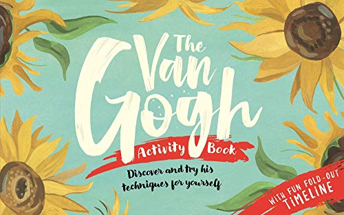 The Van Gogh Activity Book (Modern Art Activity Book)