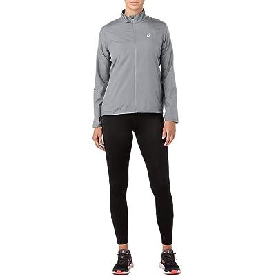 .com : ASICS Silver Jacket : Clothing