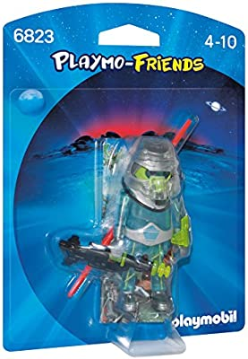 PLAYMOBIL 6823 Playmo-friends Space Warrior