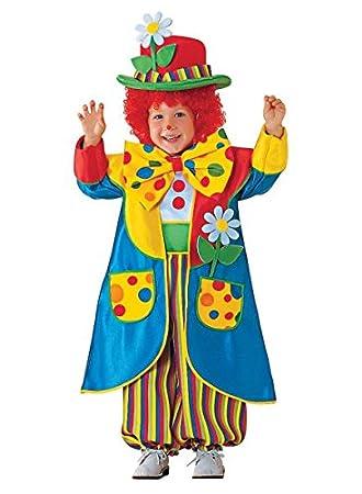 Premium Clown Kostum Fur Kinder Mit Hut Jacke Und Fliege