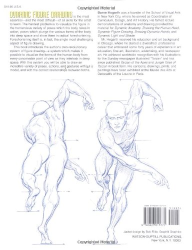 Dynamic Figure Drawing A New Approach To Drawing The Moving Figure