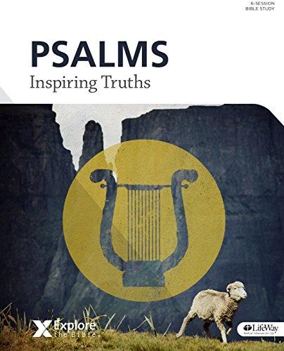 Explore the Bible: Psalms - Bible Study Book: Inspiring Truths