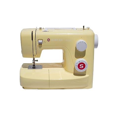 SINGER Simple 3223Y Máquina de coser Amarillo