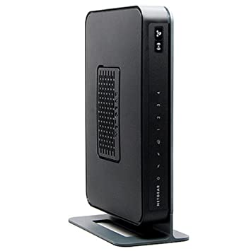 NETGEAR - N450 WiFi Cable Modem Router (CG3000D v2) - Refurbished